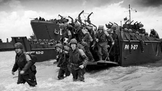 El mundo recuerda el desembarco de Normandía en el 70º aniversario del 'Día D'
