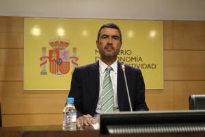 Fernando Jiménez Latorre, l secretario de Estado de Economía.