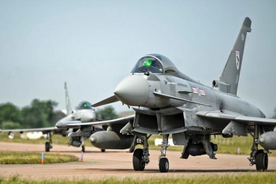 Fallece el piloto del Eurofighter accidentado en Morón
