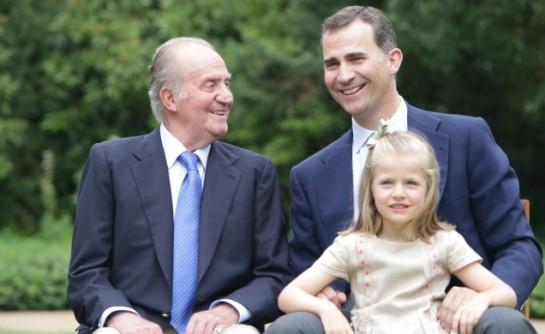 Las Cortes proclamarán Rey a Felipe VI el 18 de junio