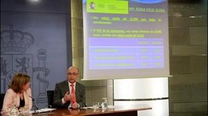 Técnicos de Hacienda advierten que las clases medias pagarán la rebaja de las altas