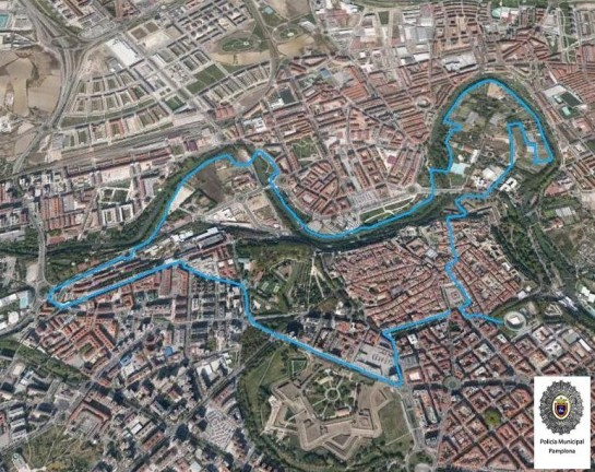 AGENDA:  28 de junio I San Fermín Marathon  en Pamplona con tres recorridos