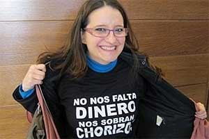 La diputada de Compromís de Valencia sancionada por un mes, recurrirá al TC