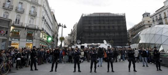 Interior prevé un recrudecimiento de la violencia callejera y la Policía será muy contundente