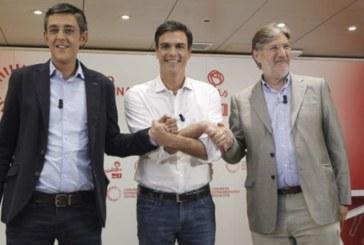 Mínima ventaja de Madina a un día de elegir al líder del PSOE
