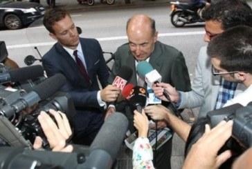 Miquel Roca presenta hoy el recurso a la imputación de la infanta Cristina de Borbón por el caso Nóos