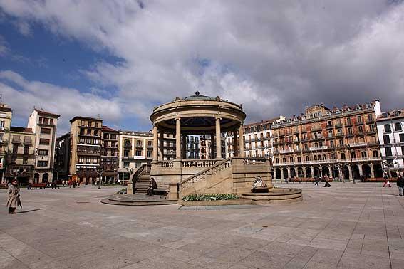AGENDA: 28 de agosto, Plaza del Castillo de Pamplona, Banda de Música de Valtierra