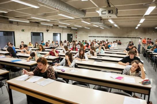 2.909 estudiantes se examinarán en la UPNA de las Pruebas de Acceso a la Universidad