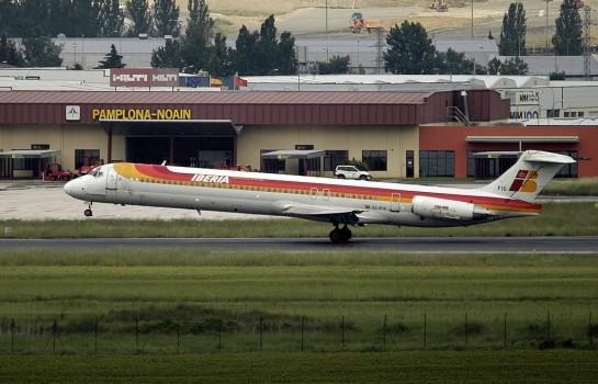 El Aeropuerto de Pamplona crece el 24,1 % en 2018 y suma 205.503 pasajeros