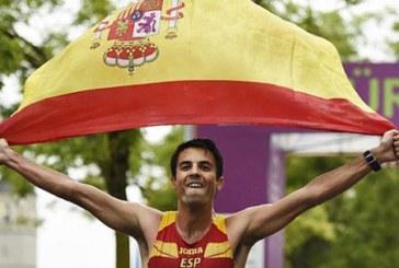 Miguel Ángel López se proclama campeón de Europa en los 20 kilómetros marcha