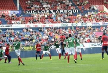 El nuevo Osasuna de Urban gana al Athletic 3-1 y siembra la ilusión en los aficionados en media hora