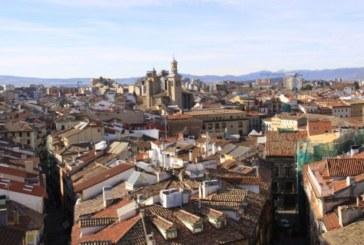 El Ayuntamiento y las asociaciones comerciantes celebran el IV Black Friday de Pamplona