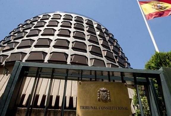 El TC vuelve a avisar a Torrent y anula los acuerdos sobre autodeterminación
