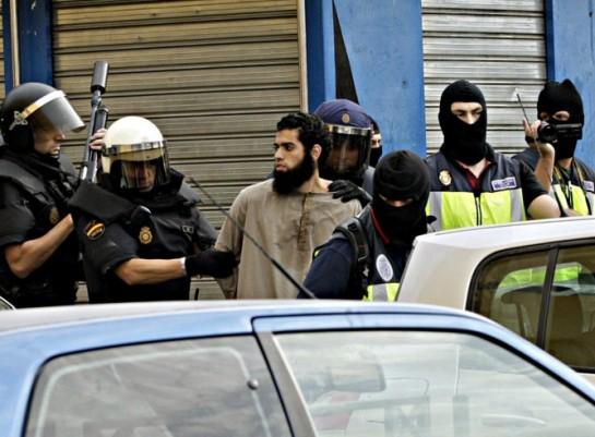 Prisión para el exmilitar español y presunto yihadista detenido en Melilla