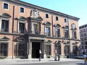 Edificio del Consejo de Estado en calle Mayor 79