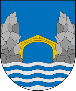 Escudo Liédena.