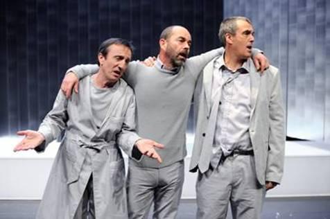 AGENDA: 19 de septiembre, Teatro Gayarre de Pamplona, espectáculo PANKREAS