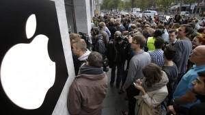 Ventas récord para los nuevos iPhone