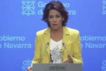 Barcina dice que la reforma fiscal «afecta a la clase media»