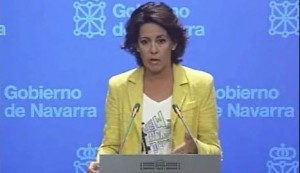 "Barcina dice que la reforma fiscal ""afecta a la clase media"""