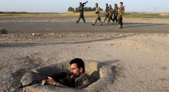 Francia bombardea posiciones de Estado Islámico en el norte de Irak