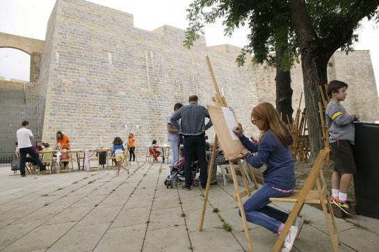 Entregados en Civivox San Jorge los premios del XVII Rally fotográfico, del XVIII Concurso de pesca y del V Concurso de dibujo y pintura infantil y juvenil