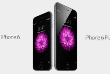 Apple presenta el iPhone 6 y su reloj inteligente