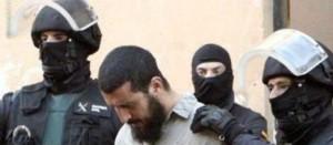 Presunto jefe de la célula yihadista vinculada al Estado Islámico que fue detenido el viernes en Melilla.