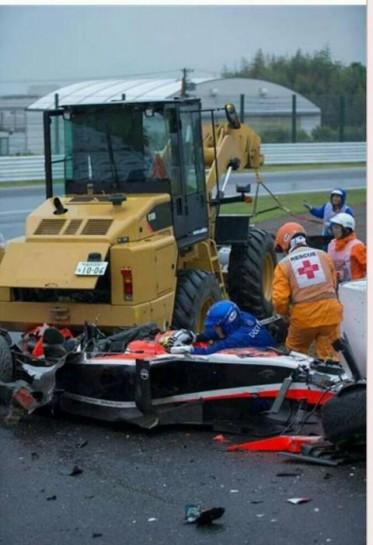 """Marussia pide """"paciencia y comprensión"""" ante el estado del piloto de F-1 Jules Bianchi"""