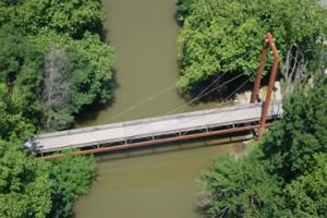En noviembre comenzarán las obras de la nueva pasarela peatonal de Aranzadi