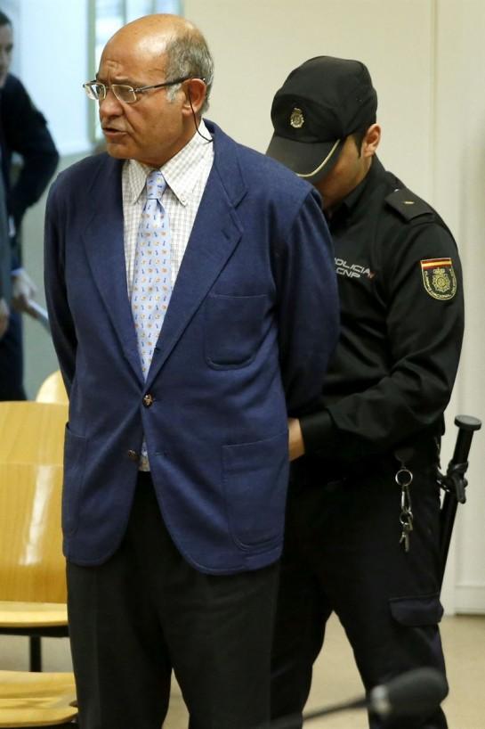Díaz Ferrán vuelve al banquillo de los acusados por el fraude de Marsans