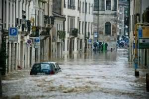 Decenas de evacuados en la ciudad francesa de Montpellier por inundaciones