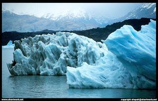 ¿Cómo afecta el deshielo a la gravedad terrestre de la Antártida?