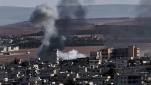 Los yihadistas se apoderan del cuartel general kurdo en la ciudad siria de Kobane