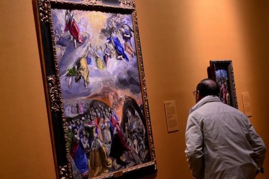 Más de 220 investigadores ponen de relieve la excepcional figura del Greco