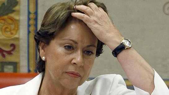 La Audiencia anula la fianza de 29 millones a Magdalena Álvarez
