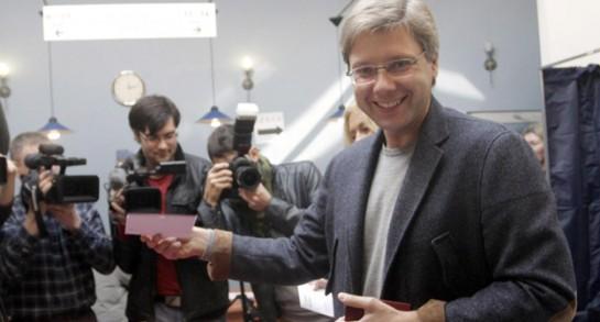 Un partido prorruso vence por primera vez en Letonia