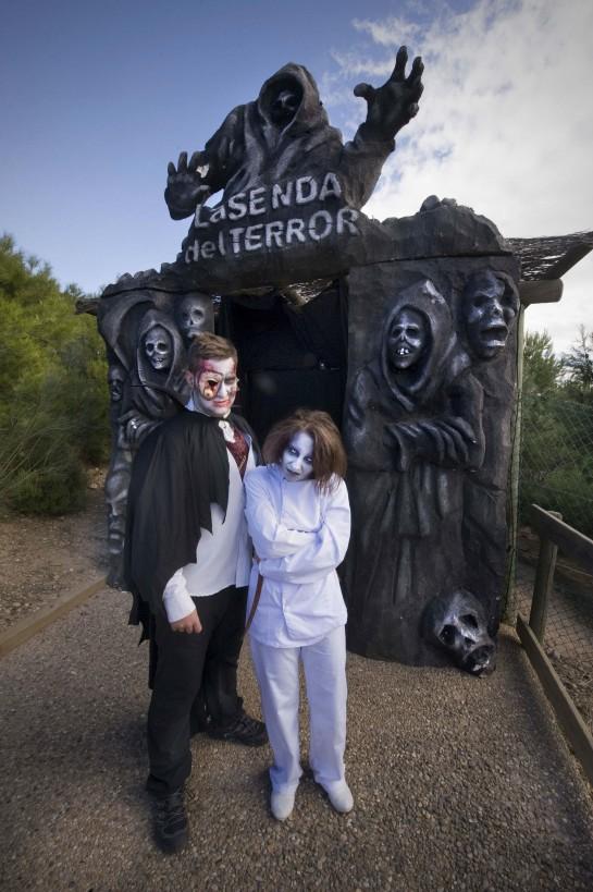 AGENDA: 11 de octubre al 2 de noviembre, en Sendaviva (Navarra), celebra Halloween