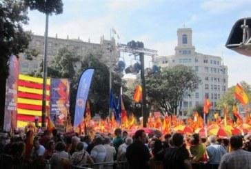 Sociedad Civil pide en Cataluña le «rebelión» contra el secesionismo