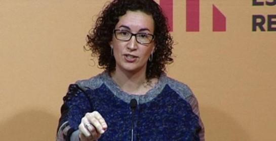 Rovira planta al Supremo y se va de España: «El exilio será un camino duro»