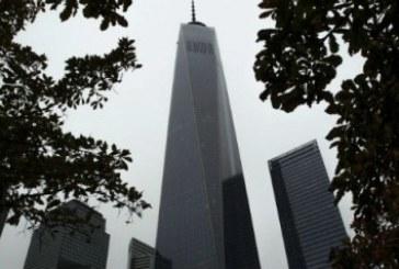 La Torre de la Libertad ya funciona en el espacio de las famosas 'torres gemelas' de Nueva York