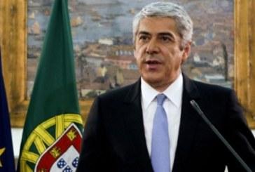 El exprimer ministro portugués José Sócrates, acusado formalmente de corrupción, blanqueo, falsificación y fraude