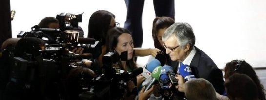 La Fiscalía presenta una querella contra Artur Mas por cuatro delitos cometidos en el 9-N