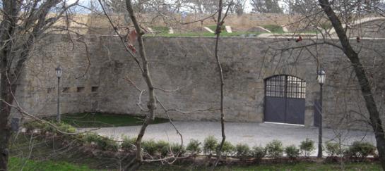 El Ayuntamiento de Pamplona licita la gestión del Centro de Interpretación de la Fortificaciones