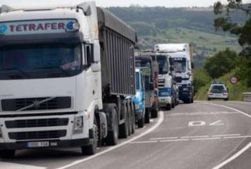 El 65,3% de los camiones que circulan por España tienen más de 10 años