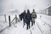 La Cámara foral rechaza estudiar los problemas que surgen con ocasión de nevadas intensas