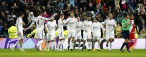 El Madrid se examina ante su afición