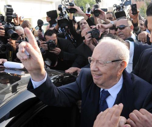 El laico Essebsi es elegido presidente de Túnez