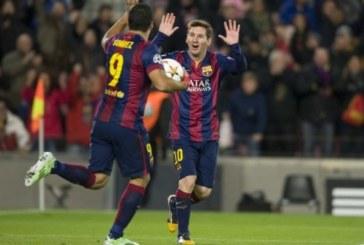 El Barça también pasa a octavos de la 'Champions' como primero de grupo