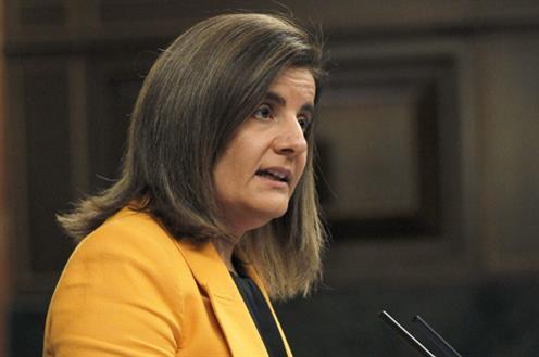 Báñez anuncia que el Consejo de Ministros renovará el plan Prepara el viernes